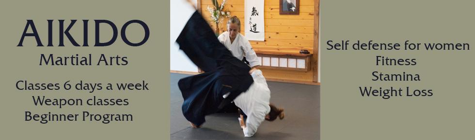 Aikido Self Defense for Women