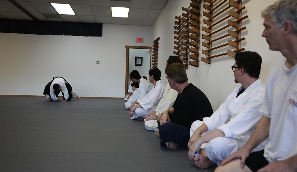 Aikido membership