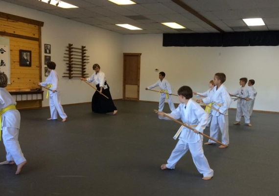 Benefits of Aikido for Kits